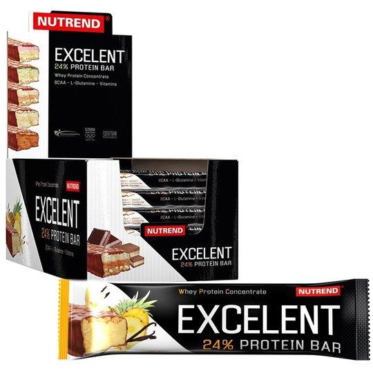 "Hel Låda Proteinbars ""Pineapple & Coconut"" 18 x 85g - 57% rabatt"