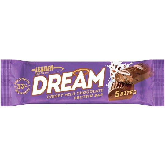 Proteinbar Crispy Milk Chocolate - 10% rabatt