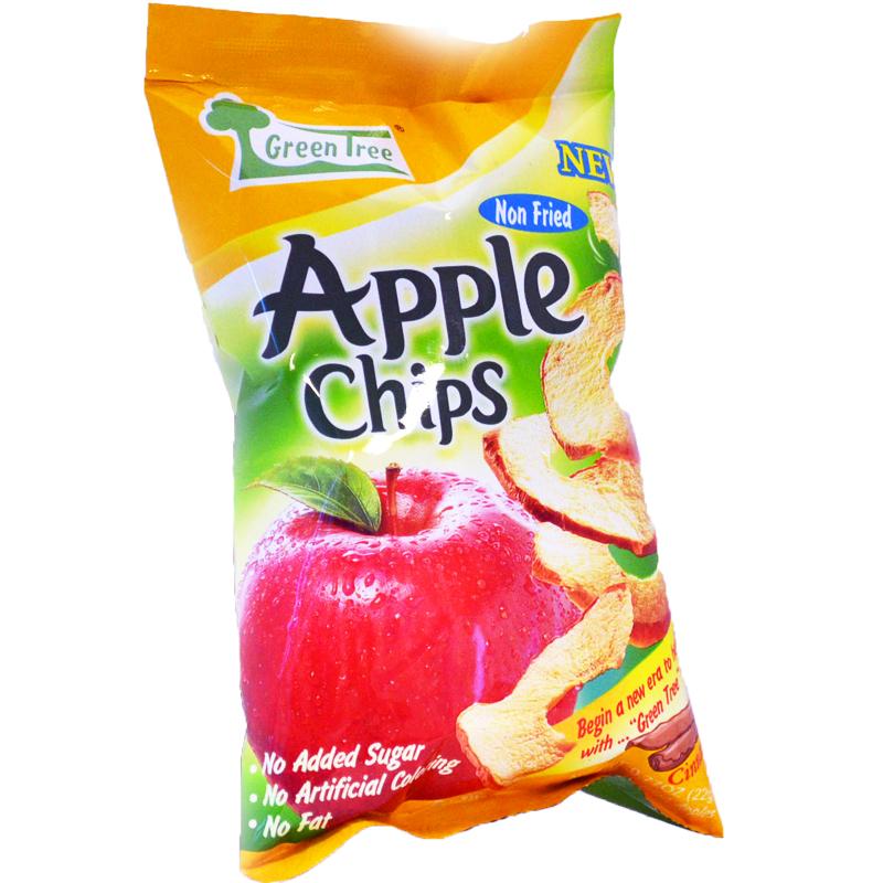 Apple Chips Kanel - 75% rabatt