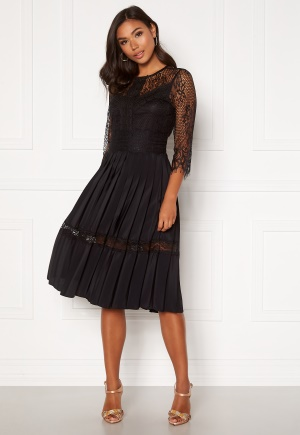Happy Holly Monica dress Black 34