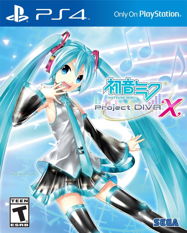 Hatsune Miku: Project Diva X (Import)
