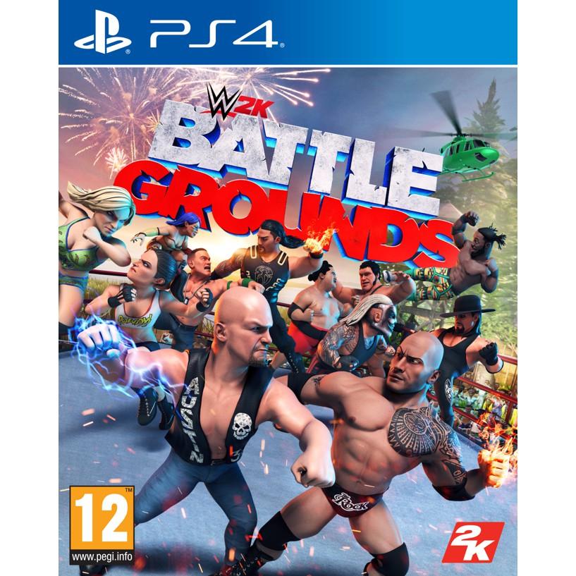 WWE BATTLEGROUNDS (NL, FR)