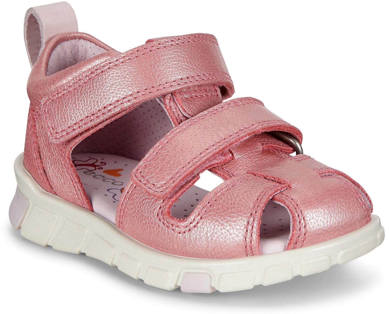 Ecco Mini Stride Sandal, Bubblegum, 19