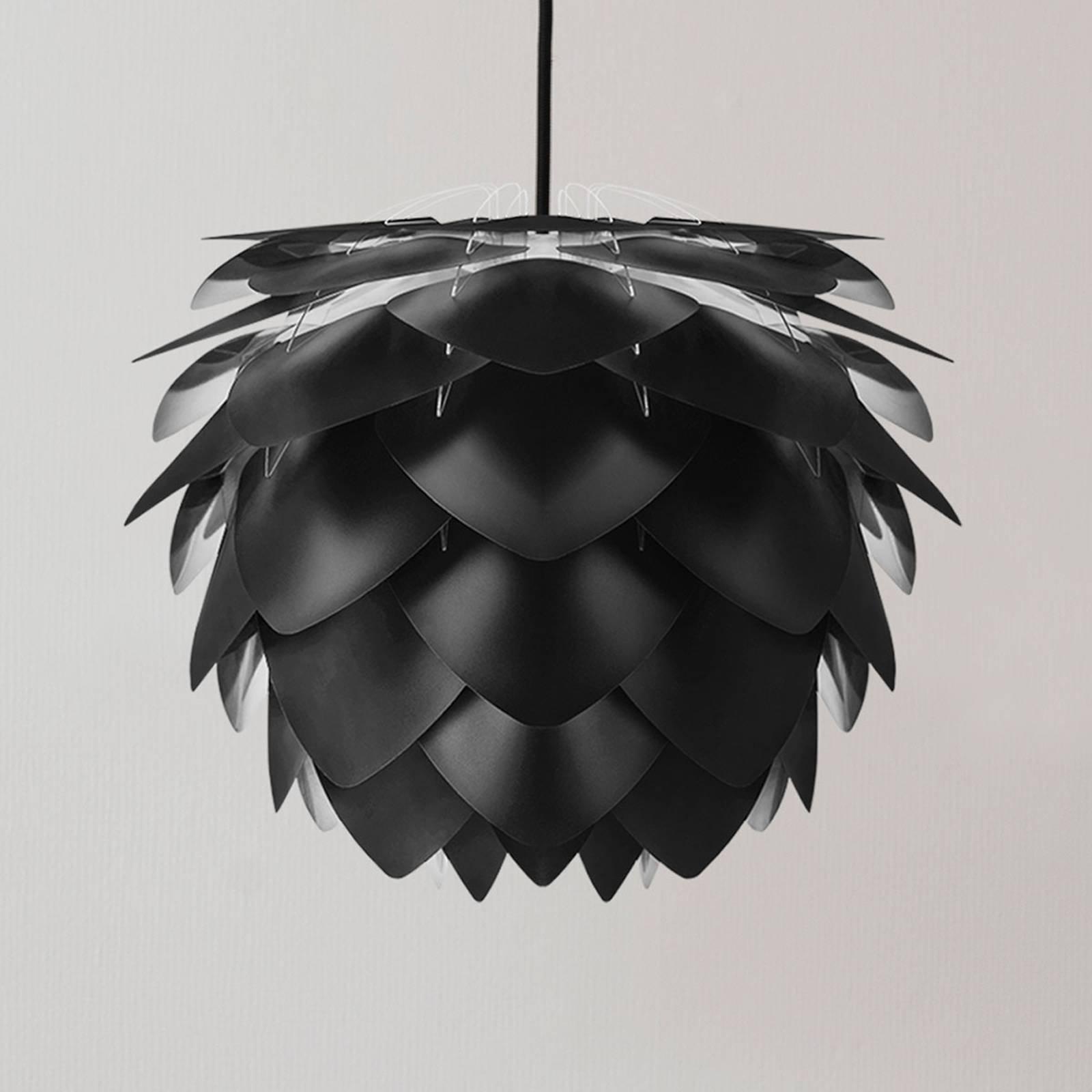 UMAGE Silvia Medium hengelampe, svart, Ø 50 cm