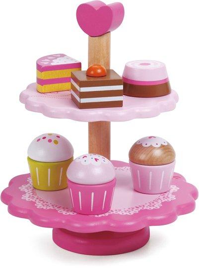 Classic World Cupcake-Fat, Rosa