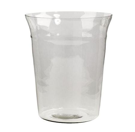 Day home Cherry Vas Large Glas H 30 cm D 20,5 cm Klar