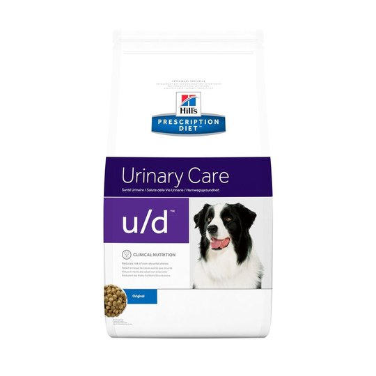 Hill's Prescription Diet Canine u/d Urinary Care Original (5 kg)