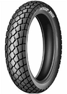 Dunlop D602 ( 130/80-17 TL 65P takapyörä, M/C )