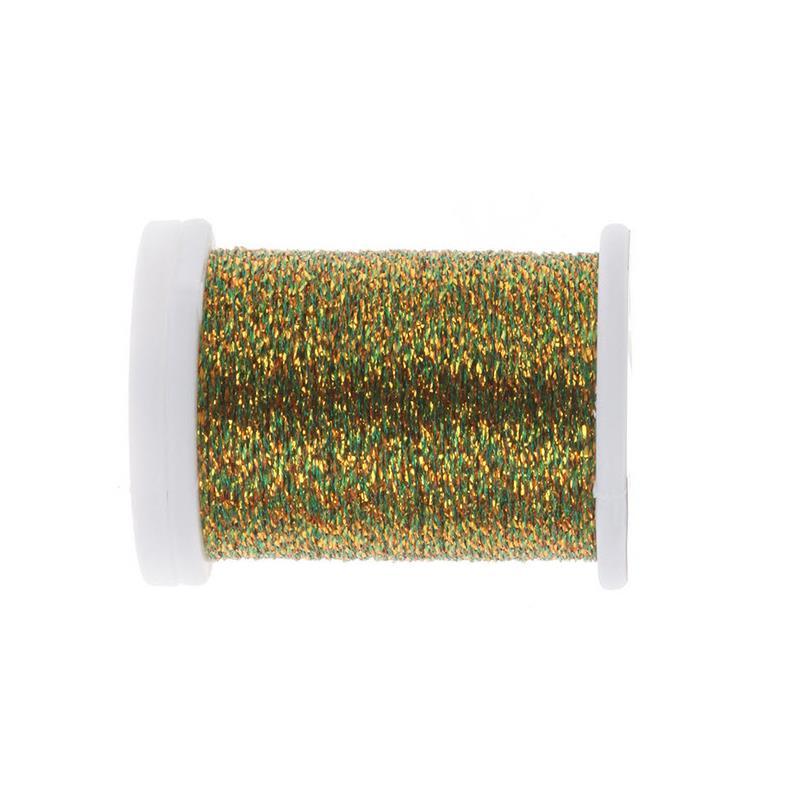 Glitter Thread - Golden Olive Textreme