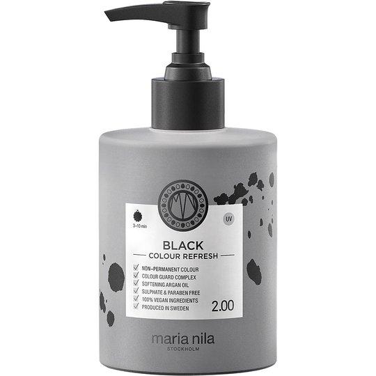 Maria Nila Colour Refresh, Black, 300 ml Maria Nila Värinaamiot