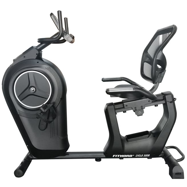 FitNord Cyclo 300R Recumbent, Motionscykel