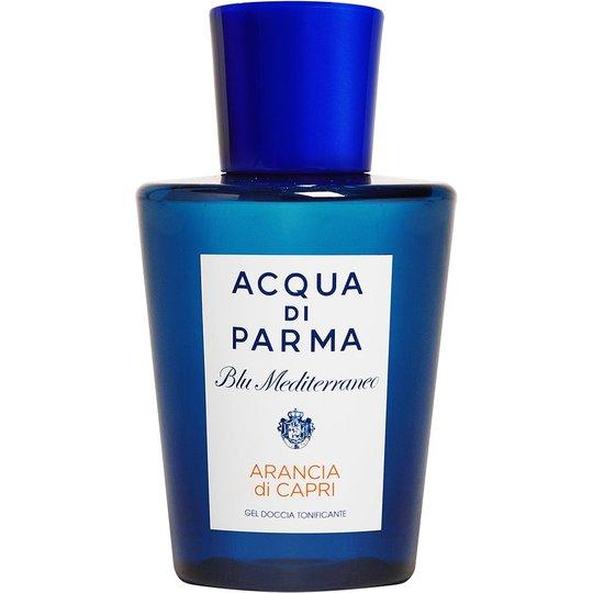 Acqua Di Parma Blu Mediterraneo Arancia di Capri Shower Gel, 200 ml Acqua Di Parma Suihku- & Kylpytuotteet miehille