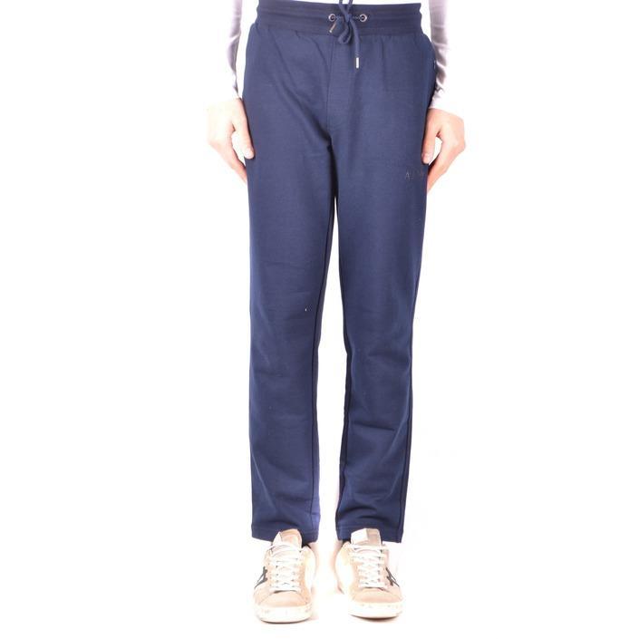 Armani Jeans Men's Trouser Blue 187222 - blue S