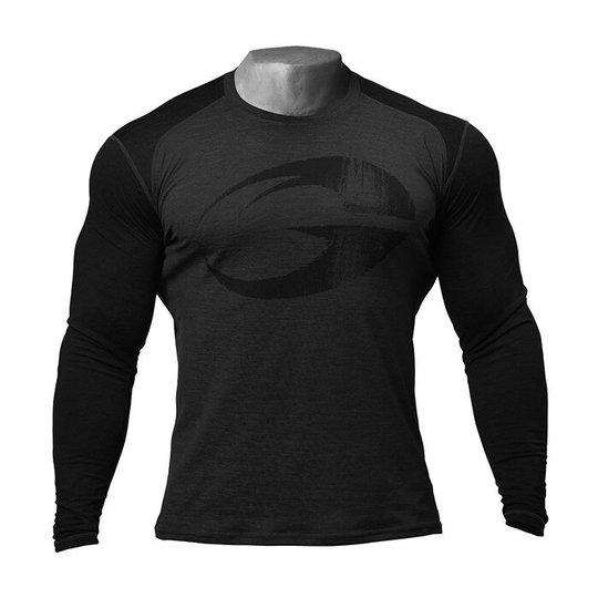 OPS Edition LS, Grey/Black