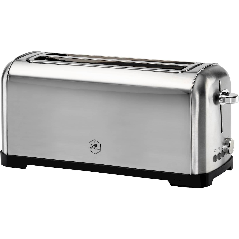 OBH Nordica Metropolitan Toaster 4 Slice