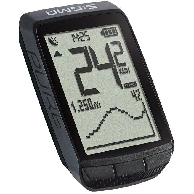 Sigma Pure GPS, Cykeldator