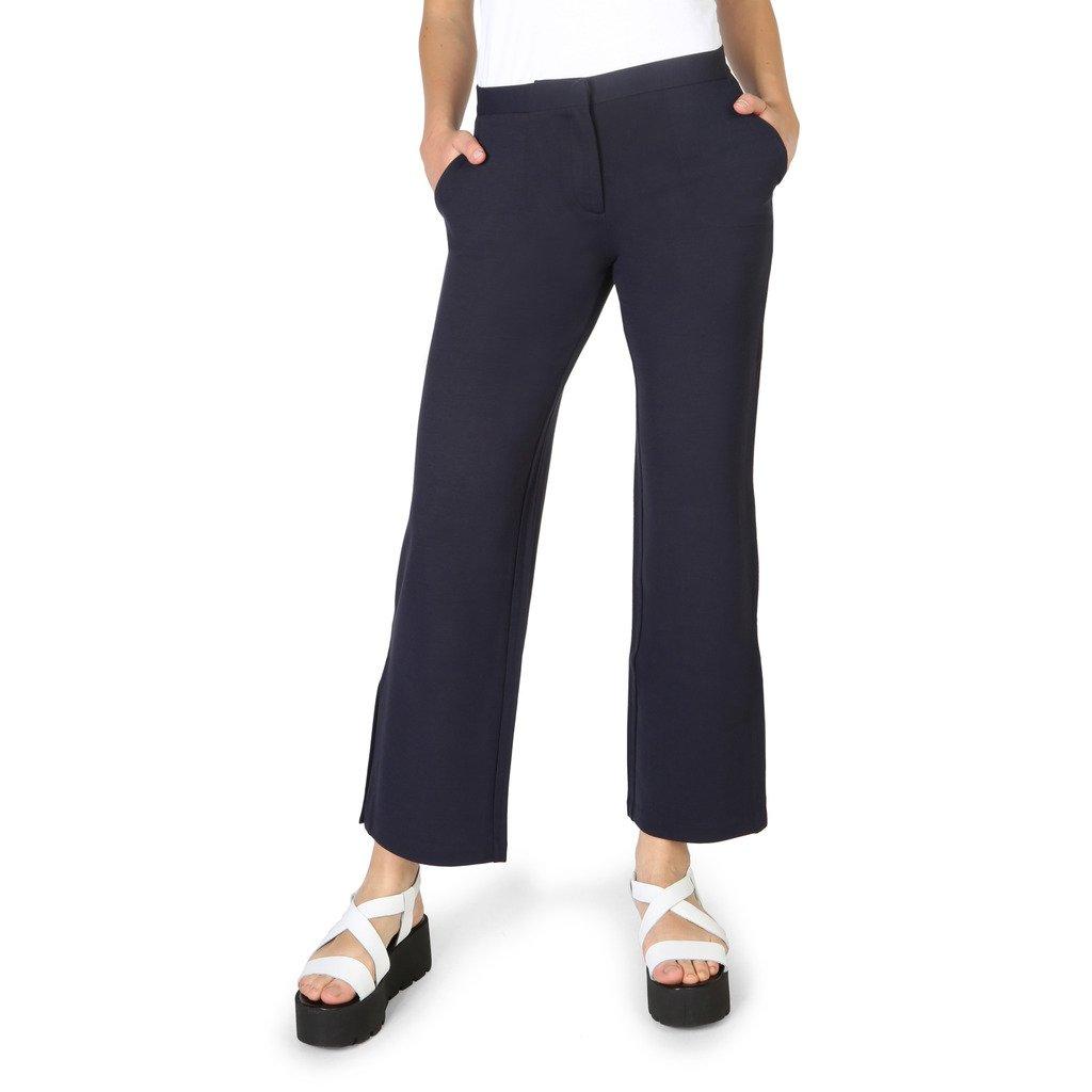 Armani Jeans Women's Trousers Blue 3Y5P93 5JZAZ - blue S