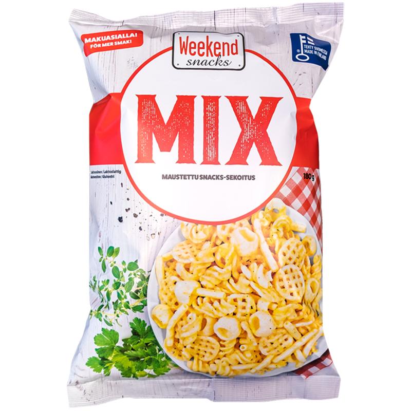 Snacks-sekoitus Mix - 22% alennus