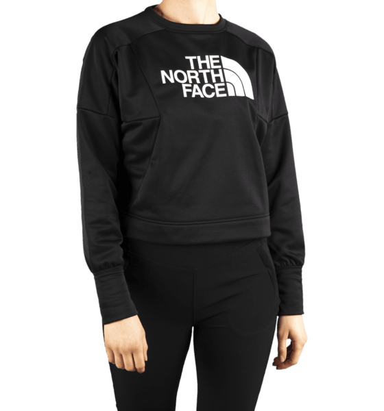 The North Face W Train Pullover Tröjor BLACK