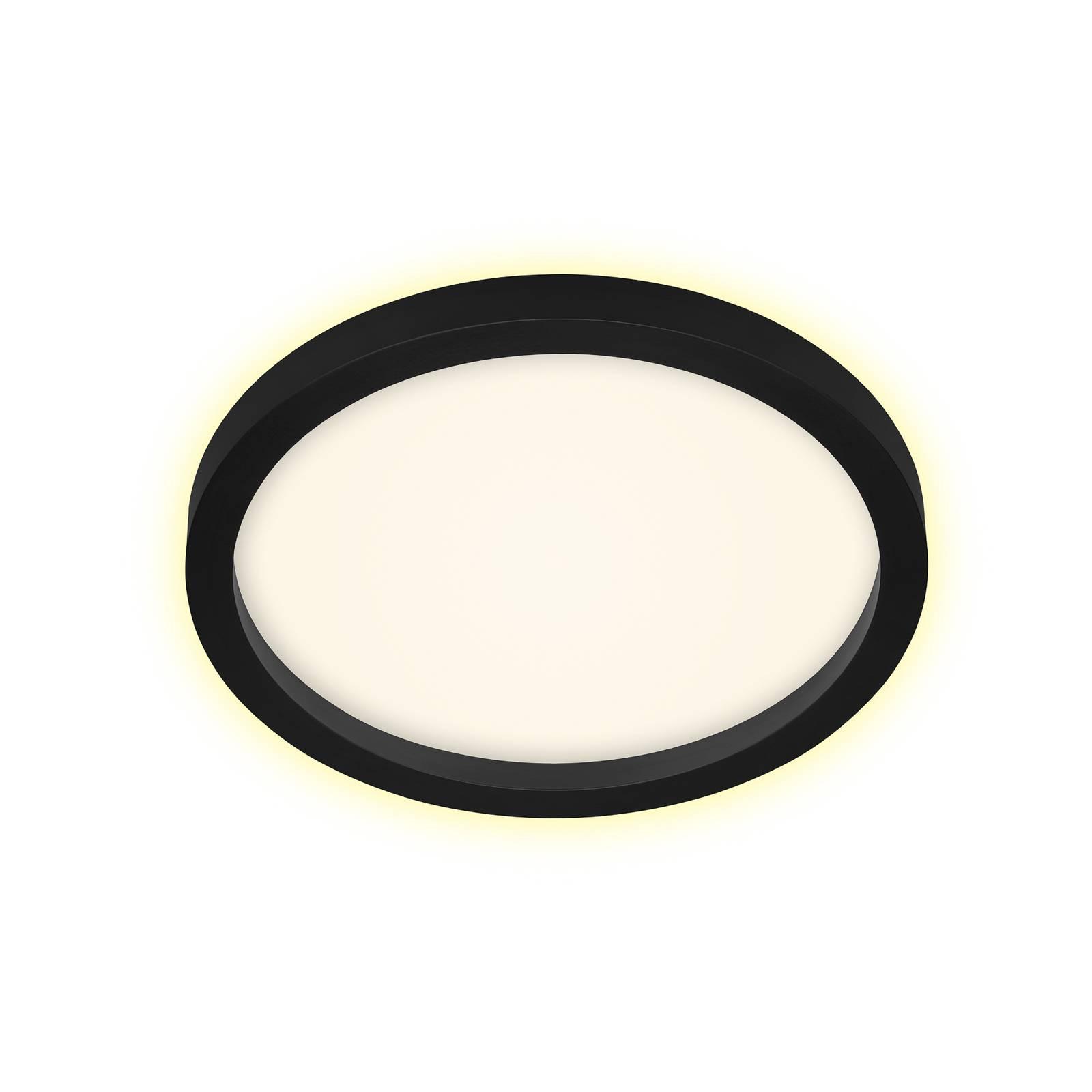 Prios Avira -LED-kattovalaisin pyöreä, 29 cm