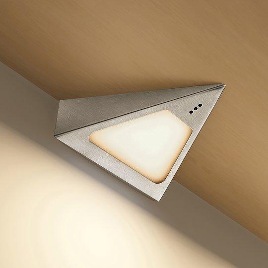 Arcchio Odia -LED-kaapinalusvalaisin 5-lamppuinen