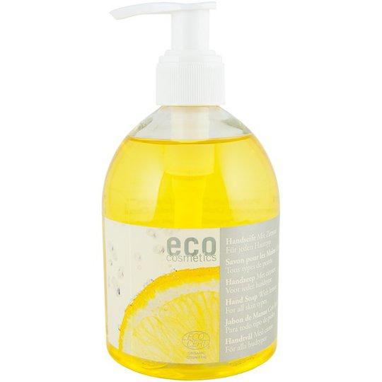 Eco Cosmetics Handtvål Citron