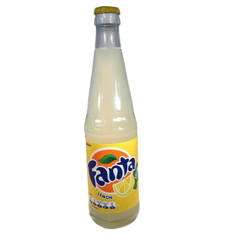 Fanta Lemon Profil glas - 69% rabatt