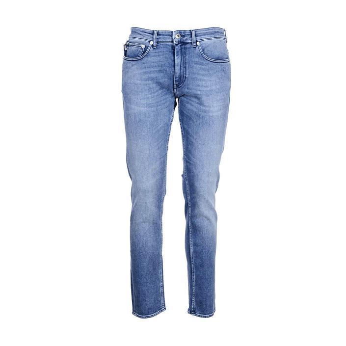 Love Moschino Men's Jeans Blue 178415 - blue 46