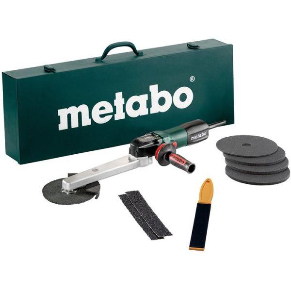 Metabo KN SE 9-150 SET Saumahiomakone mukana säilytyslaatikko, 950 W