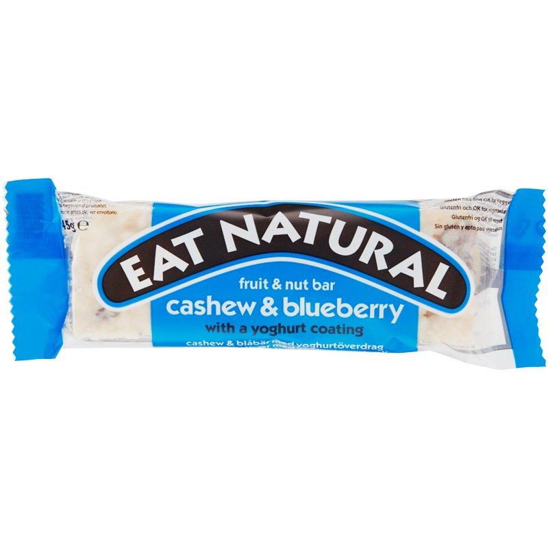 Frukt & nötbar Cashew/Blåbär - 25% rabatt