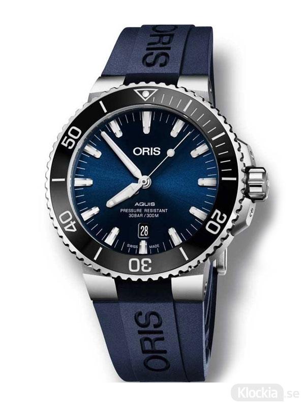 ORIS Aquis Date 43,5mm 733-7730-4135-07-4-24-65EB
