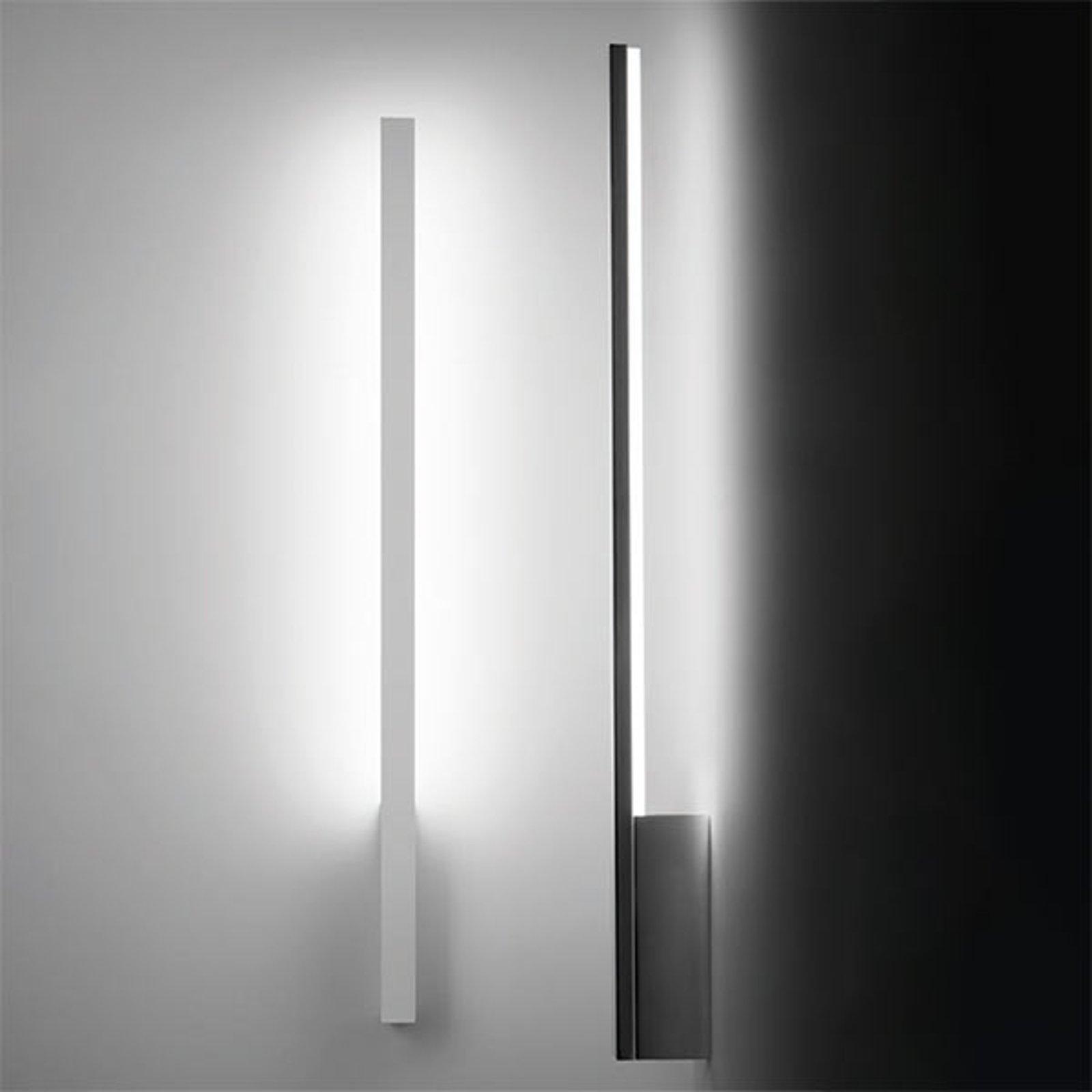 Xilema W1 - minimalistisk LED-vegglampe, hvit