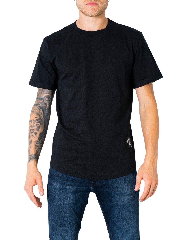 Calvin Klein Jeans Men's T-Shirt Various Colours 300027 - black XS