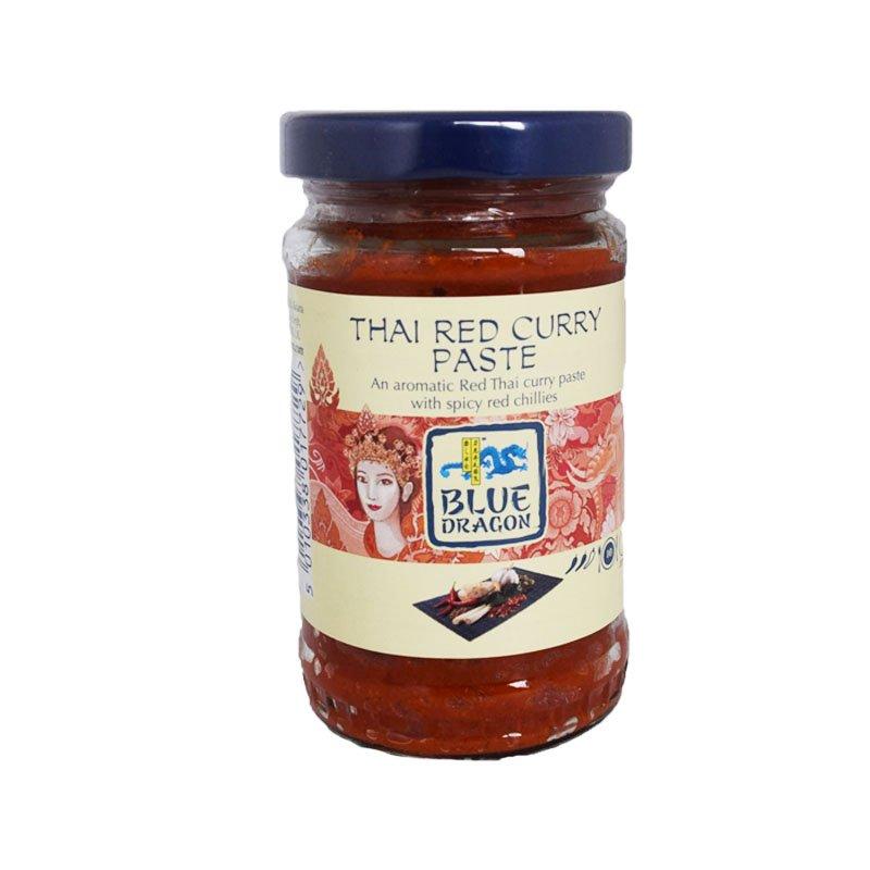 Punainen Currypasta 110g - 60% alennus