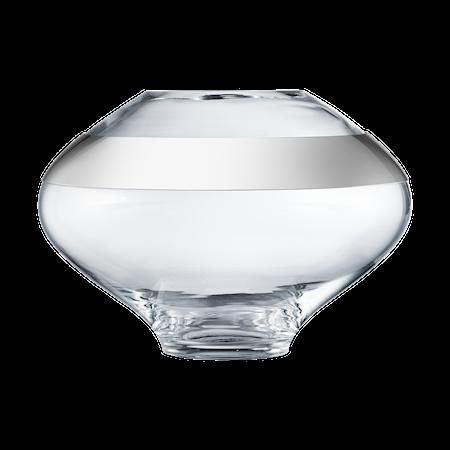 Duo Round Vase Glass Large