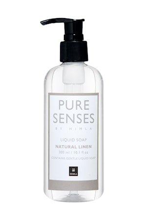 Pure Senses Flytende såpe 300 ml Natural linen