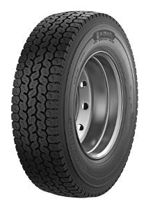 Michelin Remix X Multi D ( 315/60 R22.5 152/148L, pinnoitettu )
