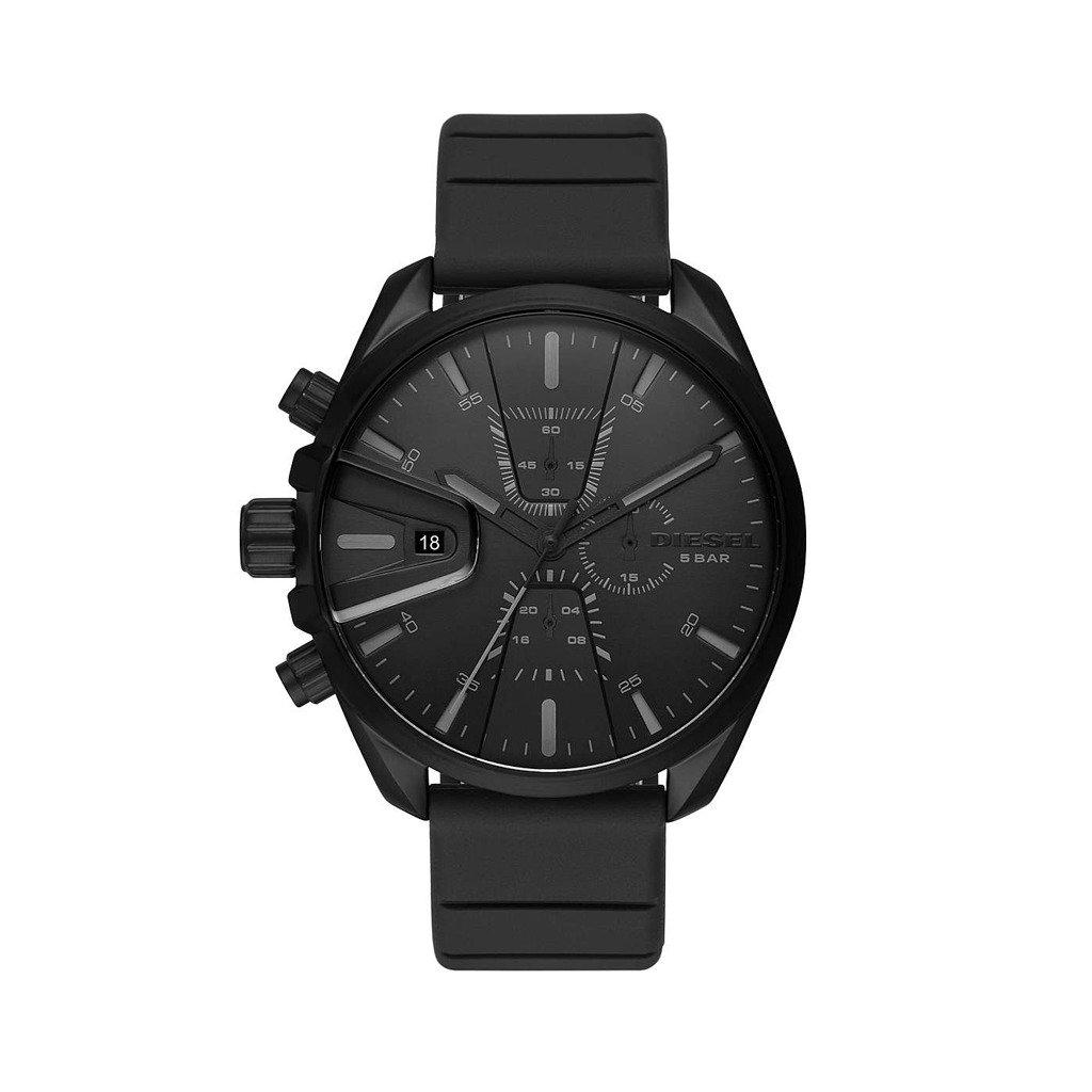 Diesel Men's Watch Black DZ4507 - black NOSIZE