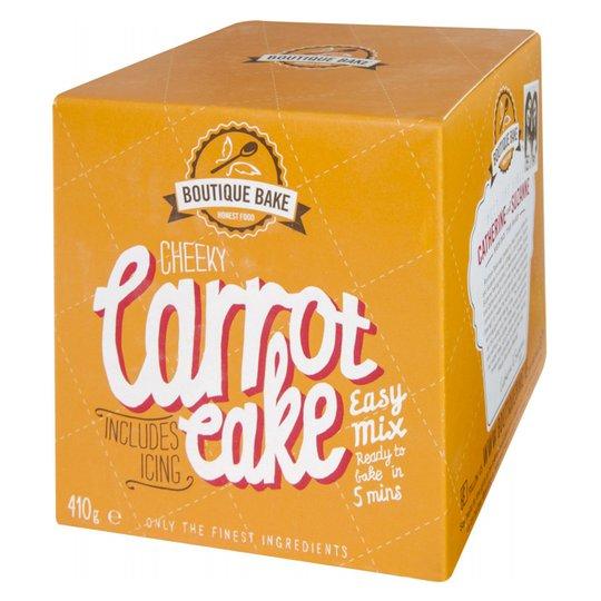 "Bakmix ""Carrot Cake"" 410g - 74% rabatt"