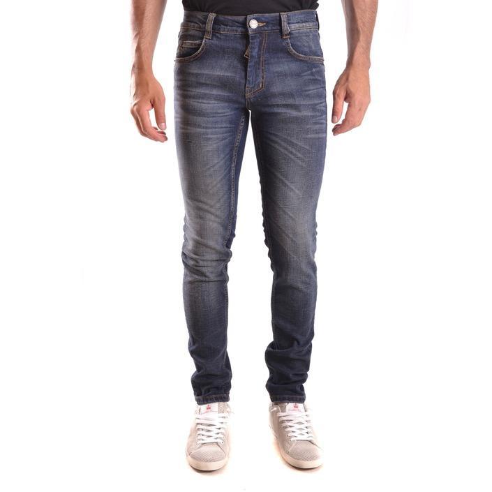 Frankie Morello Men's Jeans Blue 186675 - blue 30
