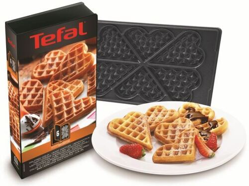 Tefal Snack Collection Waffle Smörgåsgrill