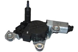 Pyyhkijän moottori, Takana, SKODA FABIA Combi II, 5J9955711, 5J9955711A, 5J9955711B