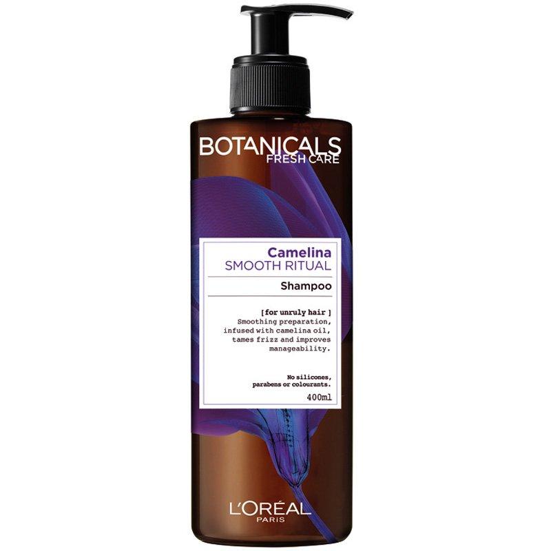 "Shampoo ""Botanicals"" 400ml - 50% alennus"