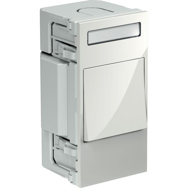 Schneider Electric INS66102 Kytkin 1-napainen valkoinen
