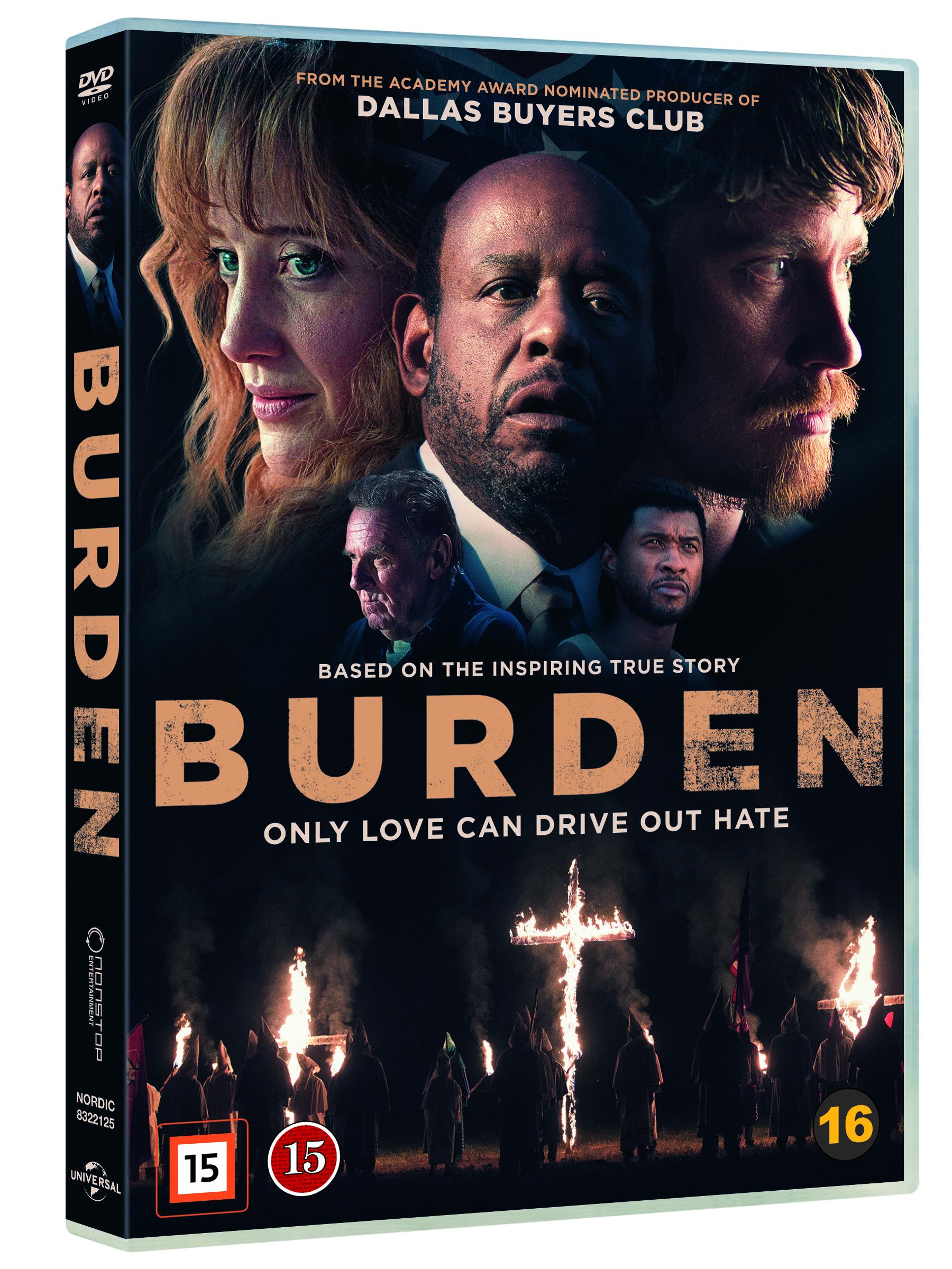 Burden - DVDBurden - DVD