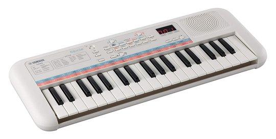 Yamaha PSS-E30 Keyboard, Hvit