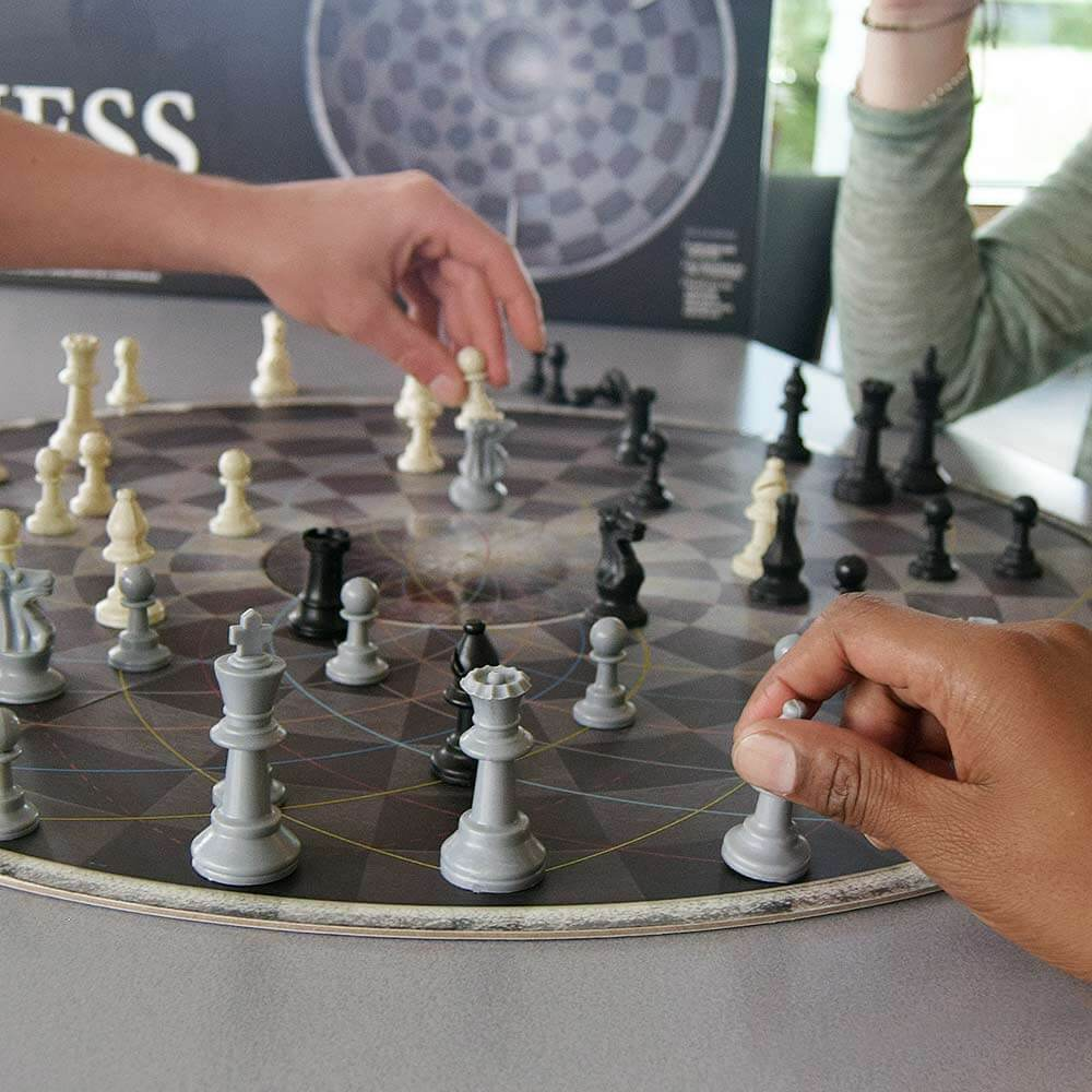 Chess for Three
