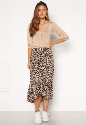 Happy Holly Michelle skirt Leopard 52/54