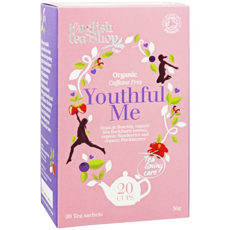 """Luomutee """"Youthful Me"""" 30g - 75% alennus"""
