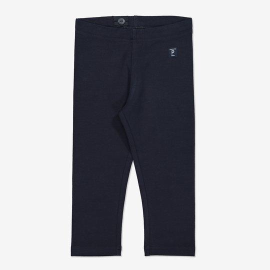 Kort tights mørkblå